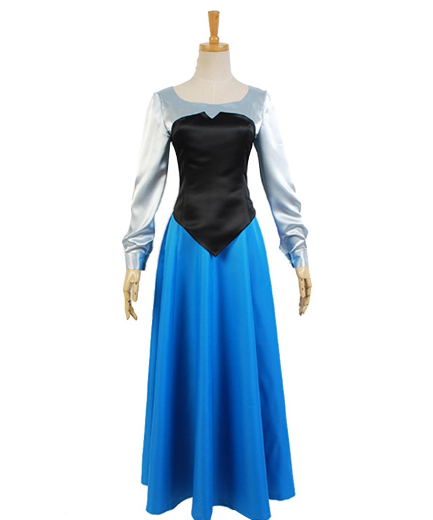 Movie Ariel Princess Ariel Cosplay Costume