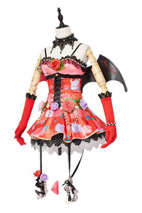 Love Live New Sr Kotori Minami Little Devil Transformed Uniform Halloween Cosplay Costume