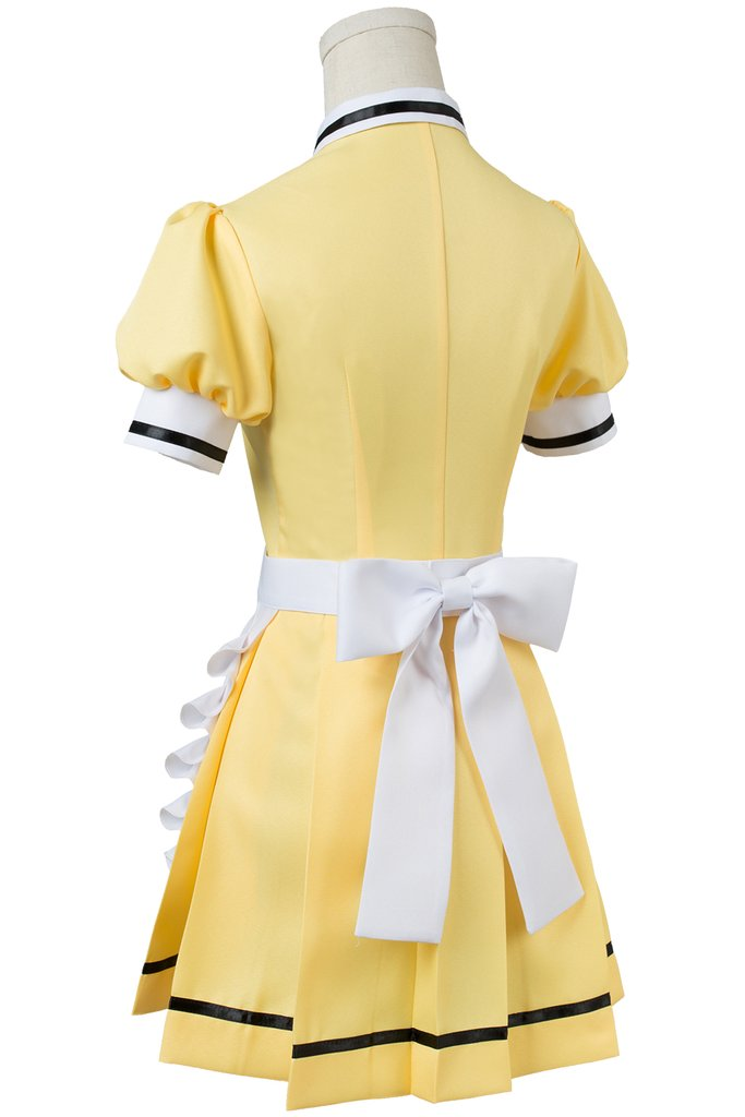 Blend S Mafuyu Hoshikawa Maid Dress Cosplay Costume