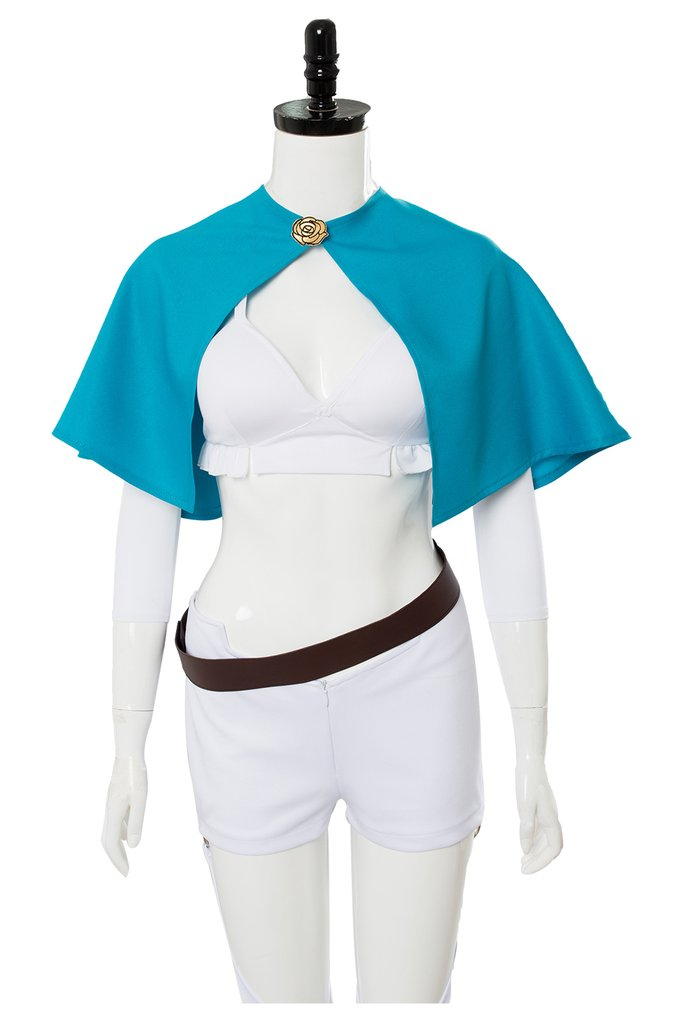Anime Black Clover Cosplay Costume Sol Marron Outfit