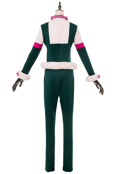 My Hero Academia Boku No Hero Akademia Ochako Uraraka Battle Suit Outfit Cosplay Costume