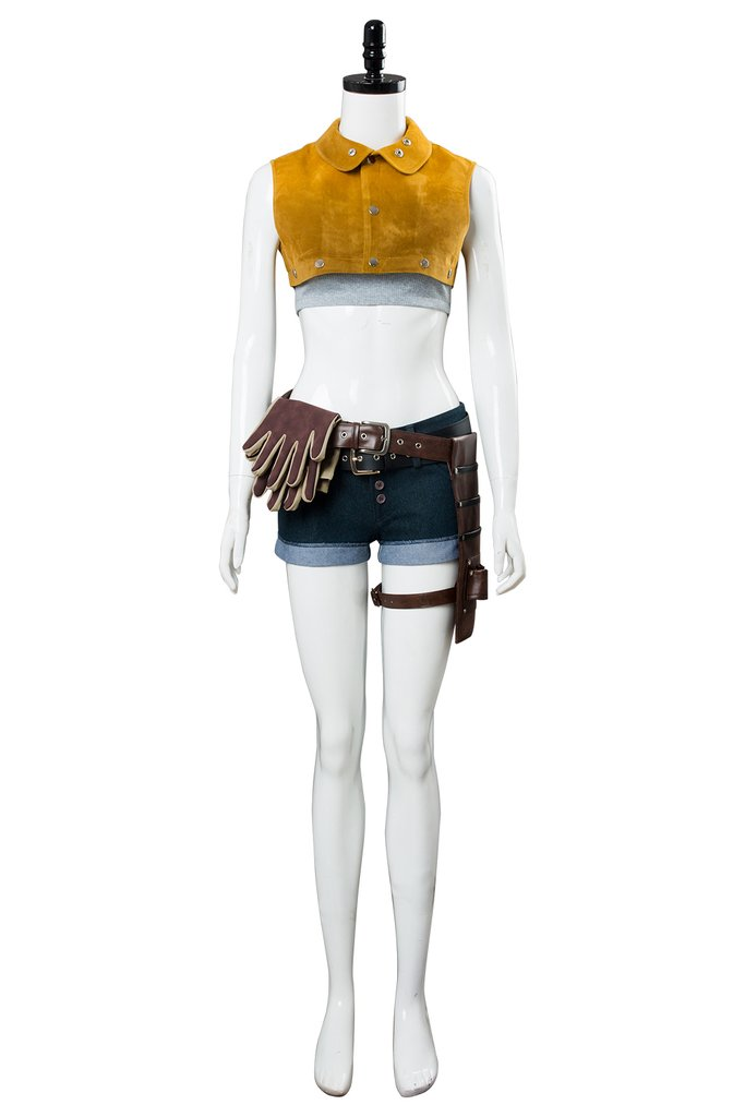 Dmc Devil May Cry 5 V Nico Cosplay Costume Video Game Female Outfit