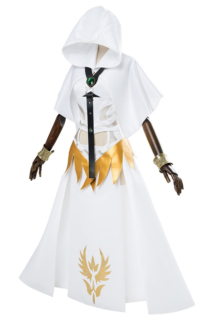 Fate Grand Order Fate Go Anime Fgo Lancer Valkyrie Ortlinde Cosplay Costume