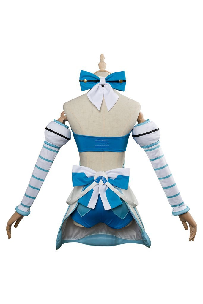 Gatebox Azuma Hikari Virtual Girlfriend Cosplay Costume