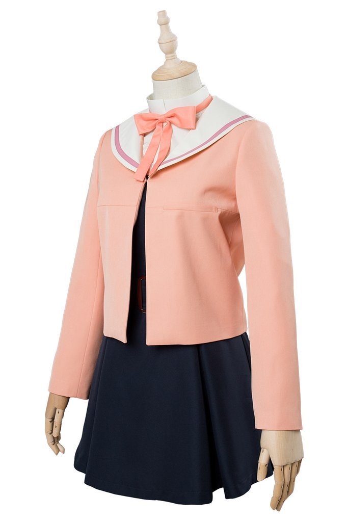 Bloom Into You Touko Nanami Cosplay Costume Girls School Uniform