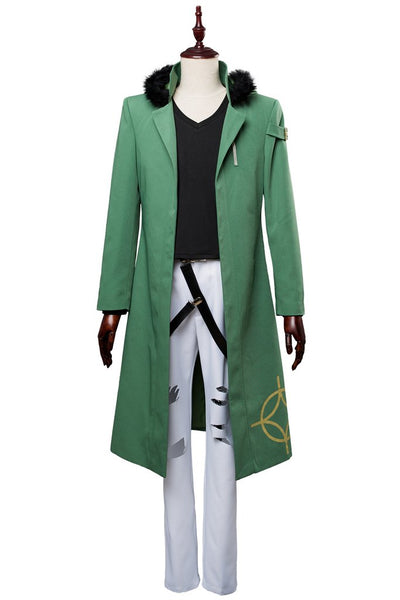 Hypnosismic Division Rap Battle Drb Arisugawa Dice Cosplay Costume