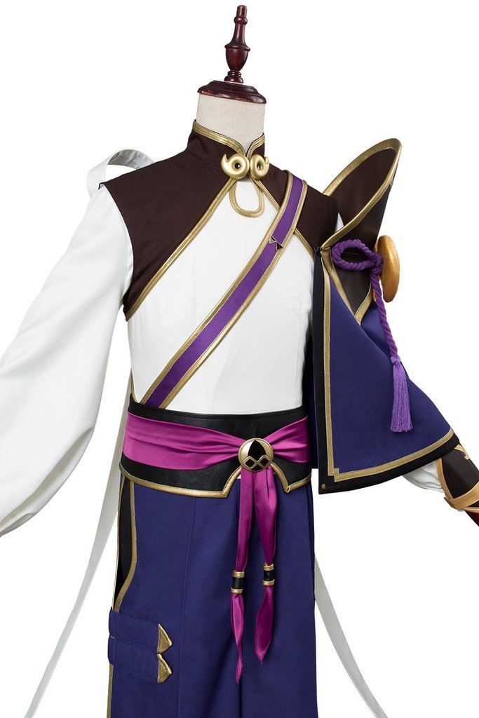 Fate Grand Order Fate Go Anime Fgo Lang Lin Wang Outfit Cosplay Costume