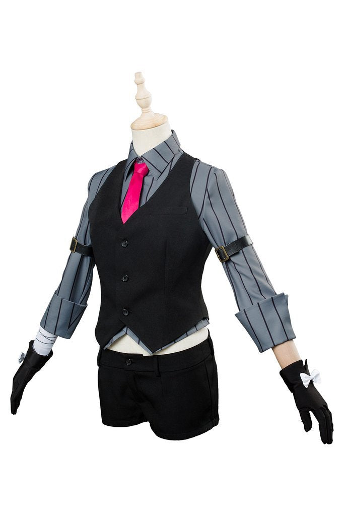 Fate Grand Order Fate Go Anime Fgo Jack The Ripper Valentines Outfit Cosplay Costume