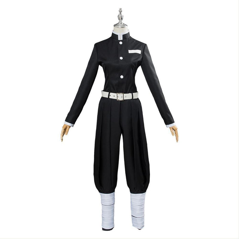 Blade Of Demon Destruction Kamado Tanjirou Outfit Cosplay Costume