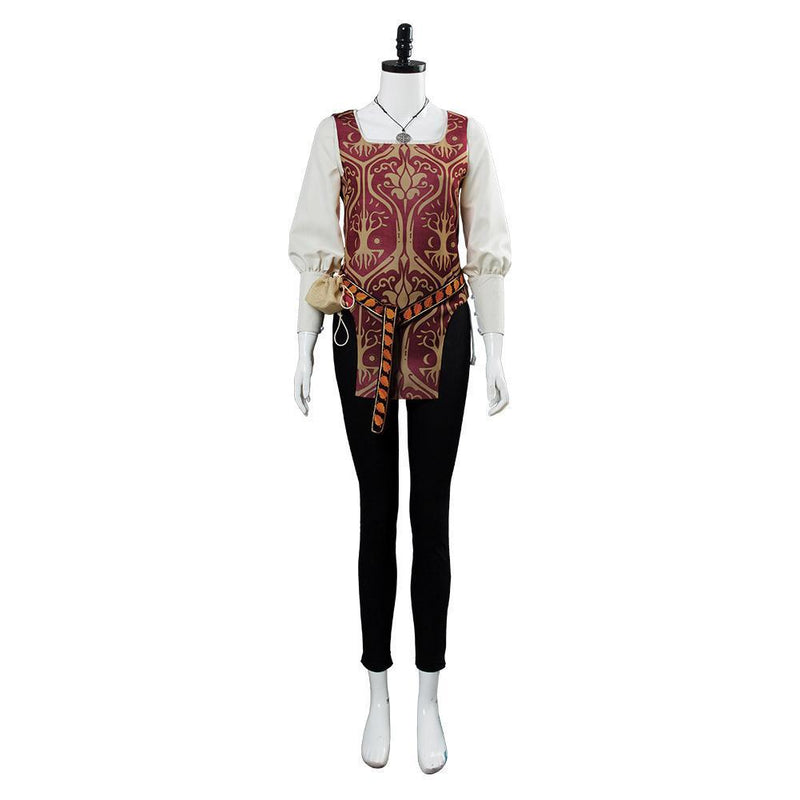A Plague Tale Innocenc Amicia Cosplay Costume