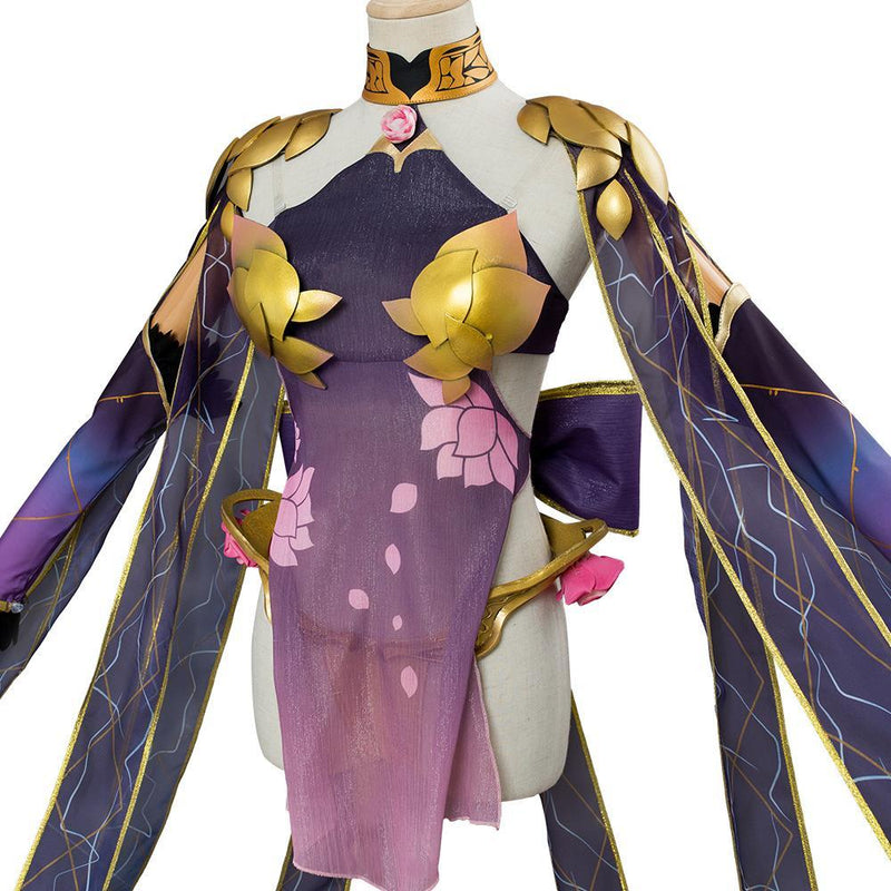 Fate Grand Order Fate Go Anime Fgo Kama Cosplay Costume Ver B