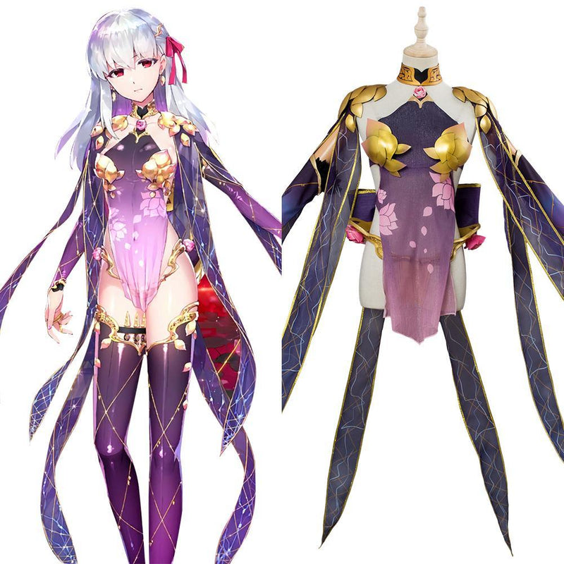 Fate Grand Order Kama Cosplay Costume Ver B
