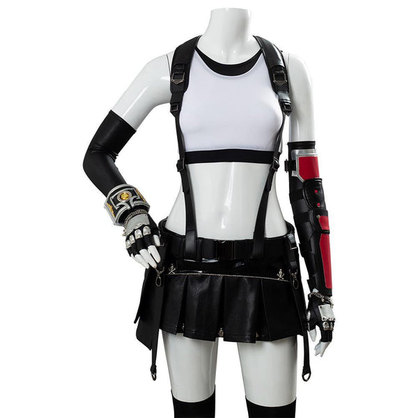 Final Fantasy Vii 7 Remake Tifa Lockhart Outfit Cosplay Costume