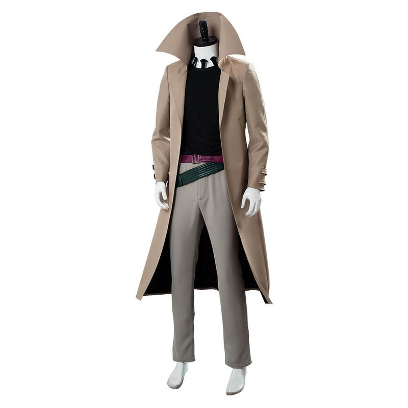No Guns Life Juzo Inui Suit Cosplay Costume