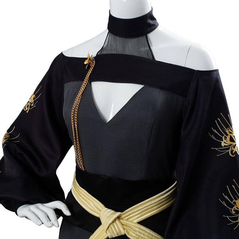 Fate Grand Order Anime FGO Fate Go Fgo Oda Nobunaga Uniform Cosplay Costume