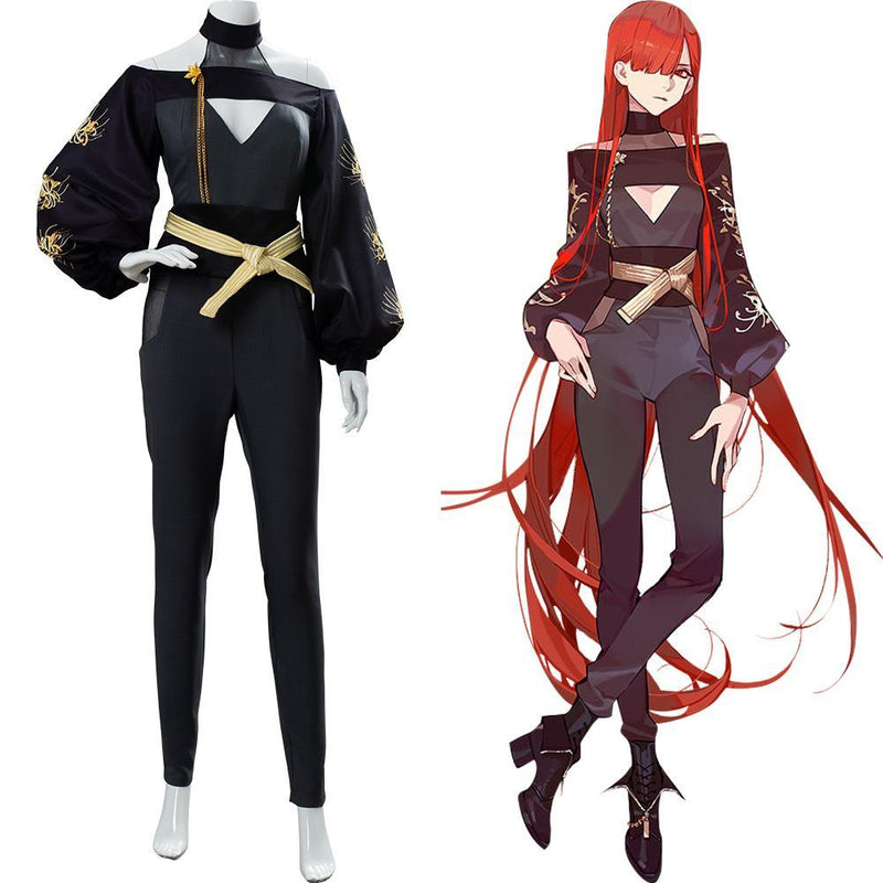 Fate Grand Order Fgo Oda Nobunaga Uniform Cosplay Costume