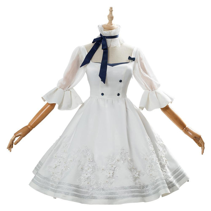 Anime Fate Grand Orde fate go Fate Go FGO Fate Grand Order Saber Outfit Dress Cosplay Costume
