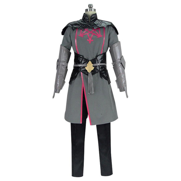 Fire Emblem Three Houses Male Byleth Cosplay Costume