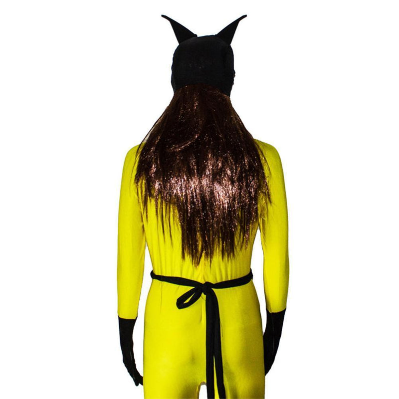 Marvel Hellcat Outfit Jessica Jones Season 3 Patsy Walker Cosplay Costume