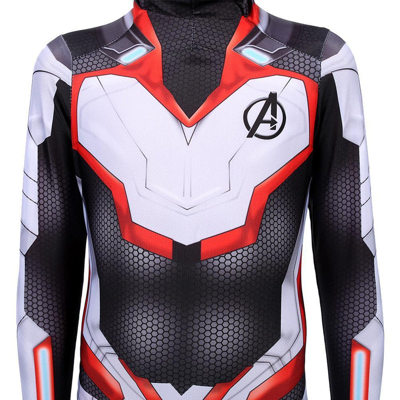 Avengers 4 End Game Quantum Realm Upgraded Cosplay Costume