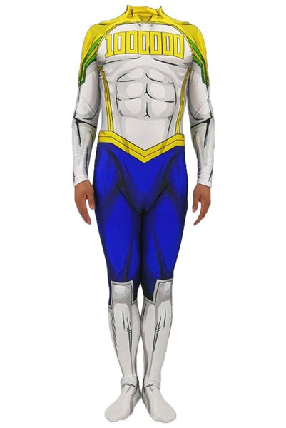 My Hero Academia Mirio Togata Le Million Cosplay Costume