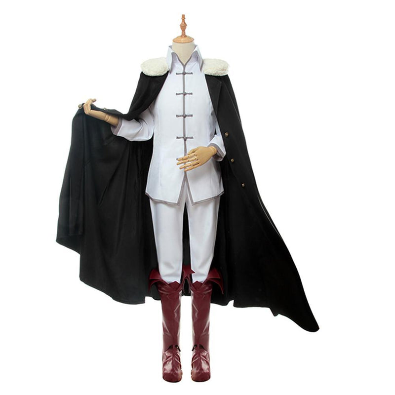 Bungou Stray Dogs Season 3 Fyodor Dostoyevsky Cosplay Costume