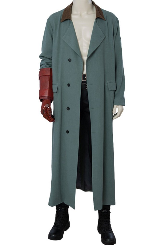 Hellboy Rise Of The Blood Queen Hellboy Outfit Cosplay Costume