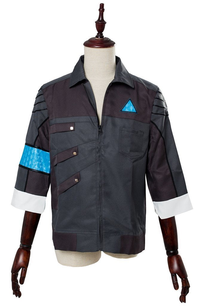 Detroit Become Human Markus Rk200 Suit Jacket Housekeeper Android Uniform Outfit