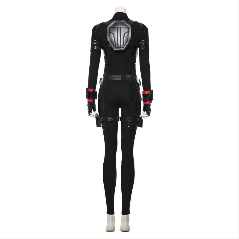 Avengers 4 Endgame Black Widow Outfit Cosplay Costume