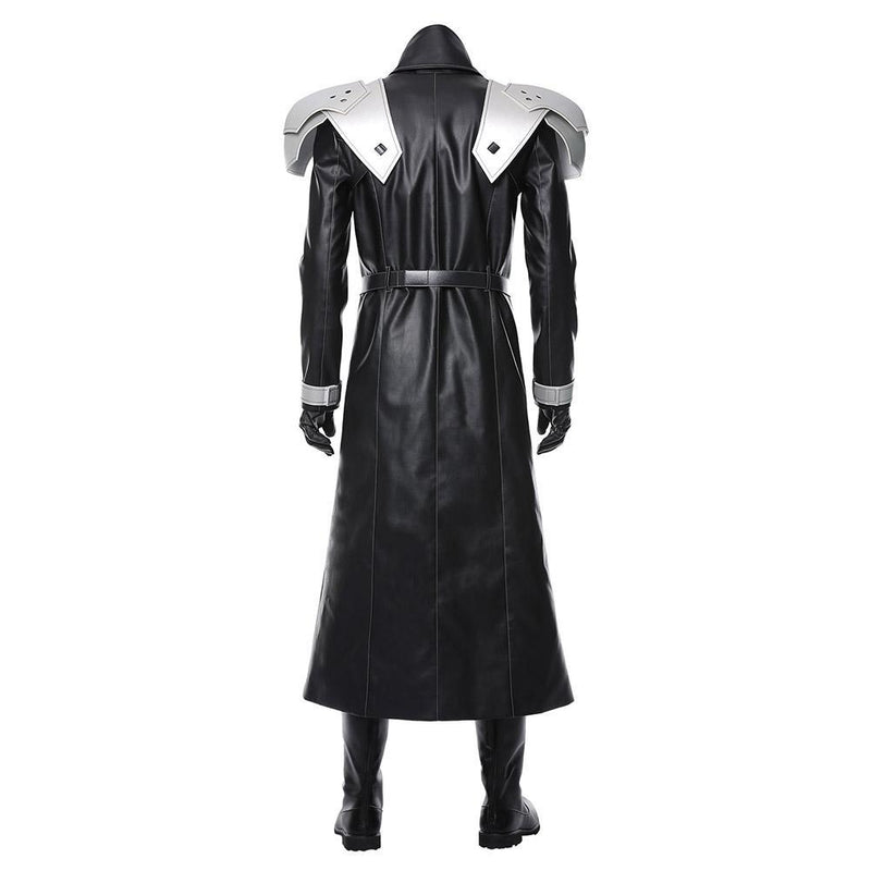 Final Fantasy VII FF7 Sephiroth Deluxe Cosplay Costume