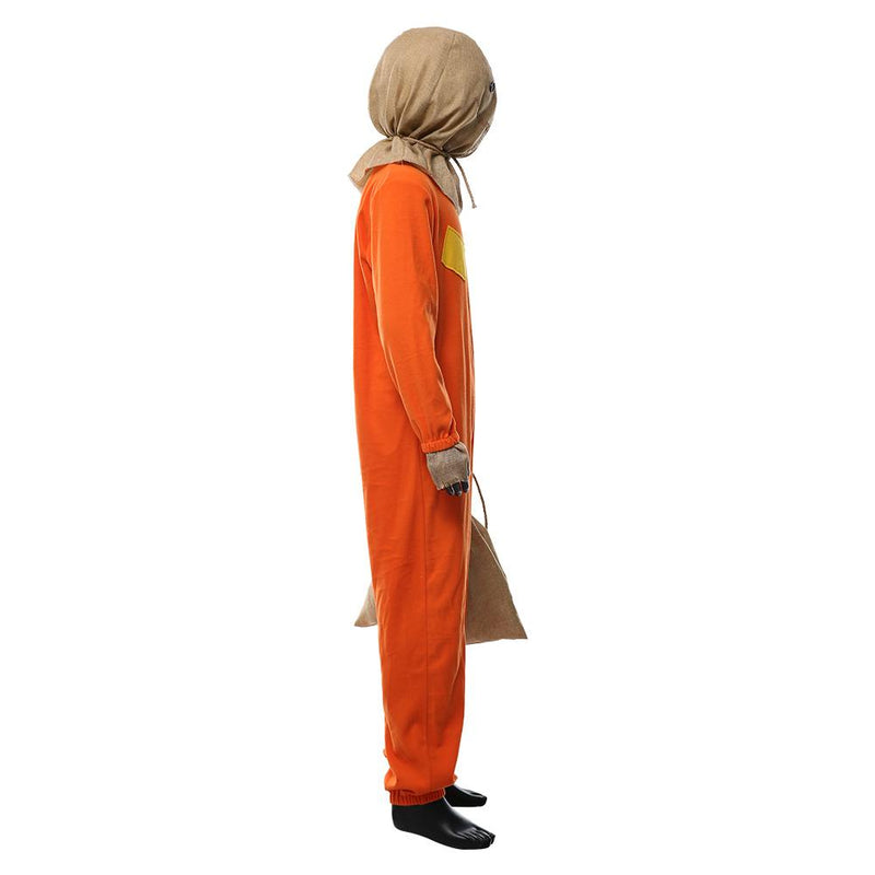 Trick R Treat Sam Suit Adult Cosplay Costume