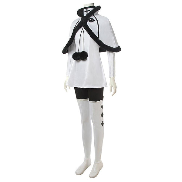 Game Drag On Dragoon 3 Suit Cosplay Costume