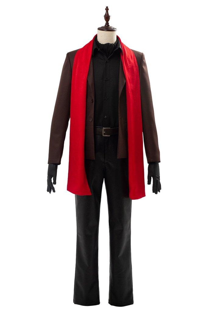 Lord El Melloi Ii Case Files Lord El Melloi Ii Cosplay Costume