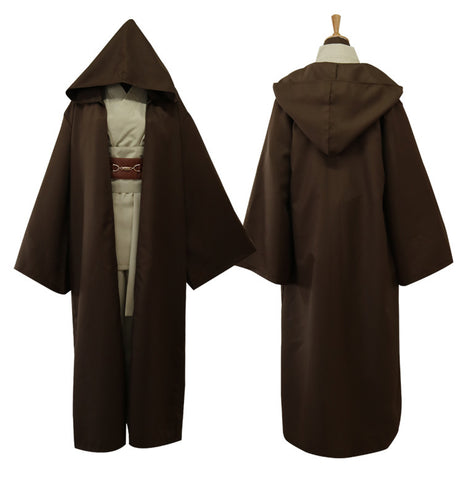 Star Wars Old Obi Wan Kenobi Costume Custom Made