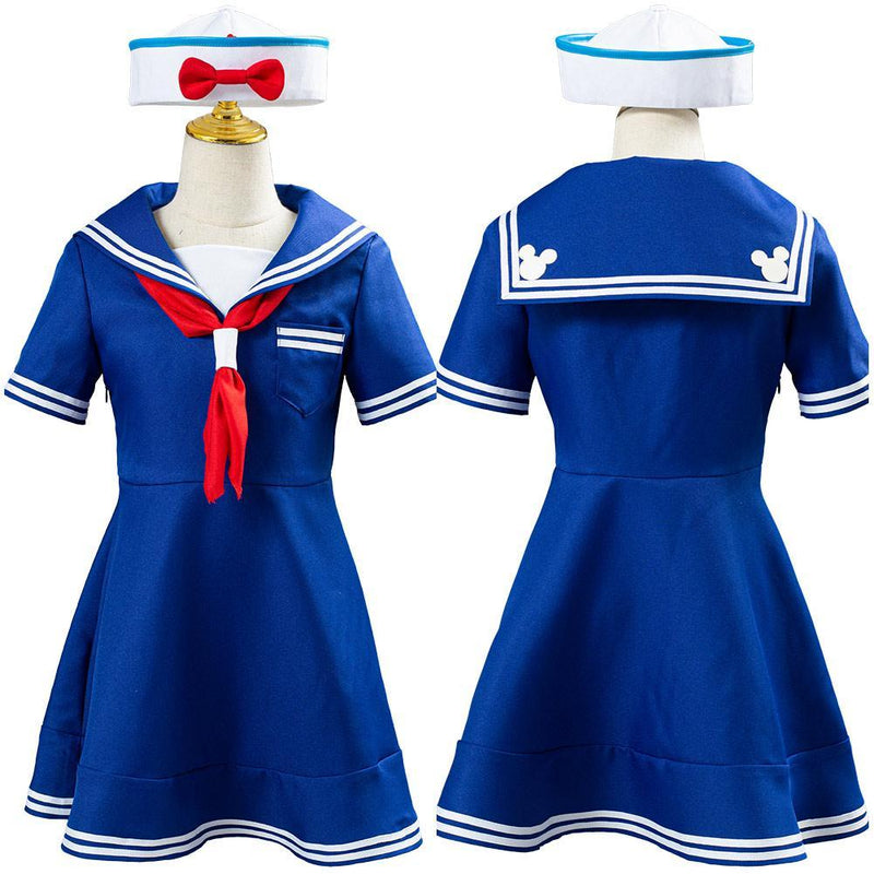 Shelliemay Shellie May Bear Uniform Dress Halloween Carnival Costume Cosplay Costume For Kids Chidren