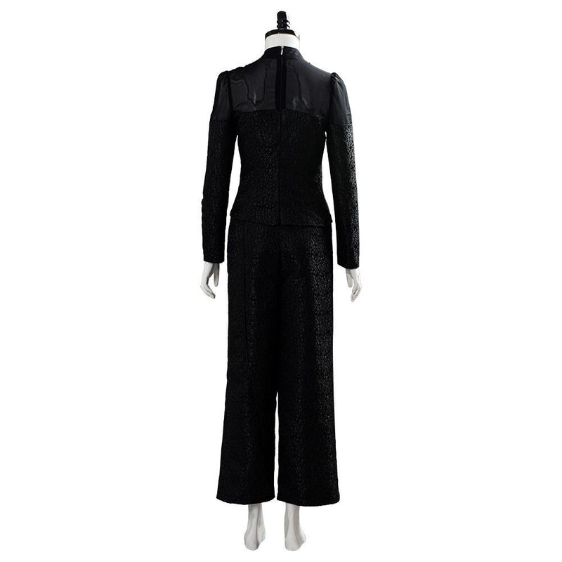 The Witcher Yennefer Halloween Suit Outfit Cosplay Costume