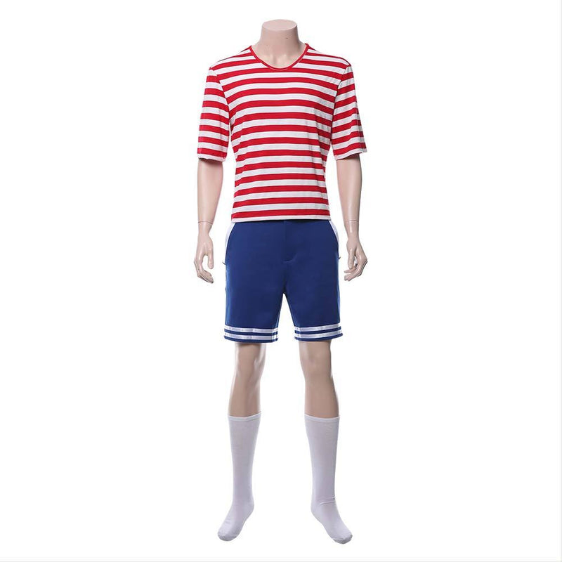 Stranger Things Season 3 Steve Harrington Swimsuit Cosplay Costume