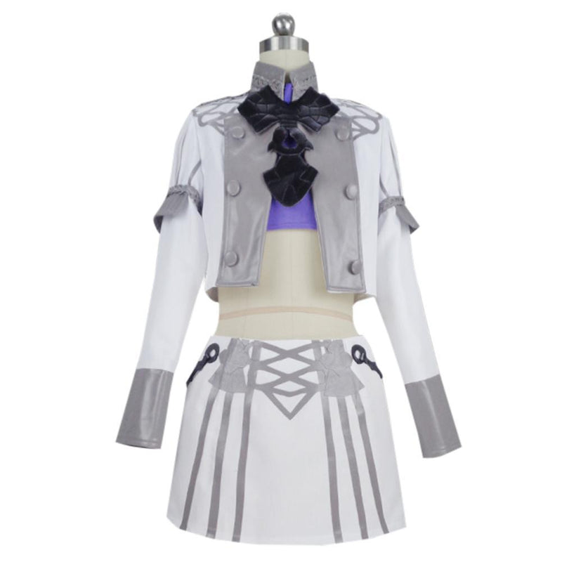 Game Fire Emblem Three Houses Hapi Women Uniform Outfit Halloween Carnival Costume Cosplay Costume