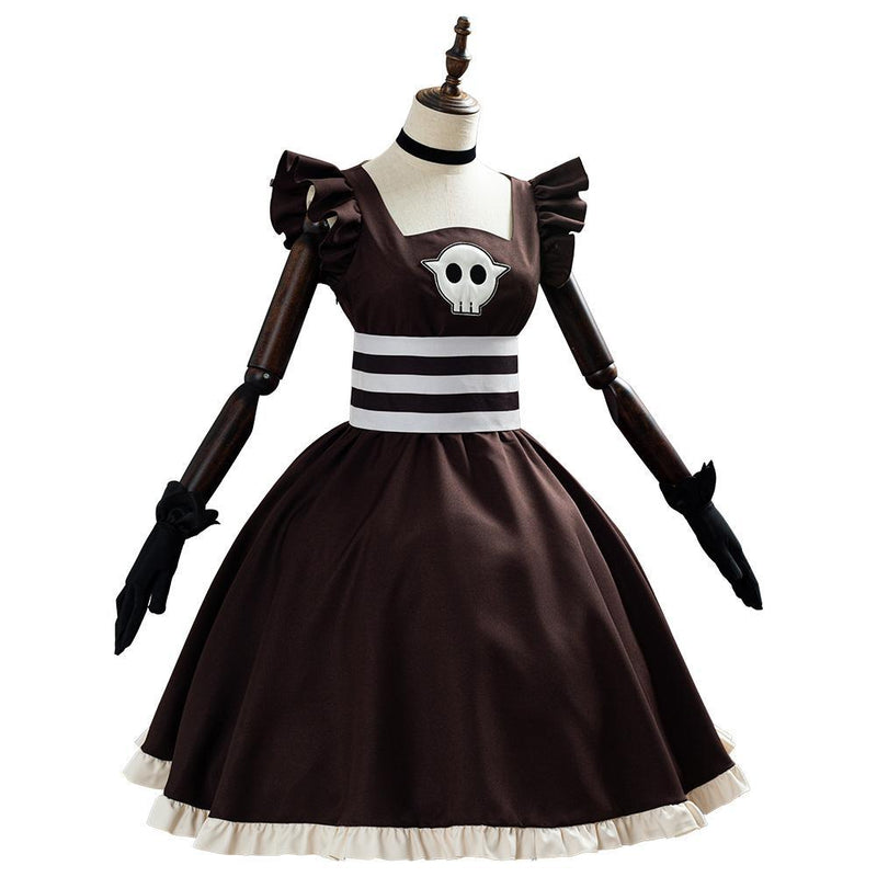 Toilet Bound Hanako Kun Nene Yashiro Dress Outfit Cosplay Costume