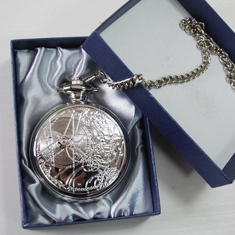 Doctor Who The Masters Fob Watch Pocket Watch Cosplay Prop Accessory