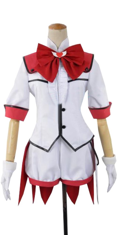 cute high earth defense club love defense club yumoto hakone grade one uniform cosplay costume