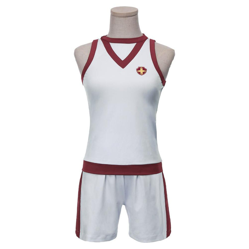A Certain Scientific Railgun T Cosplay Misaka Mikoto Sports Clothes Cosplay Costume