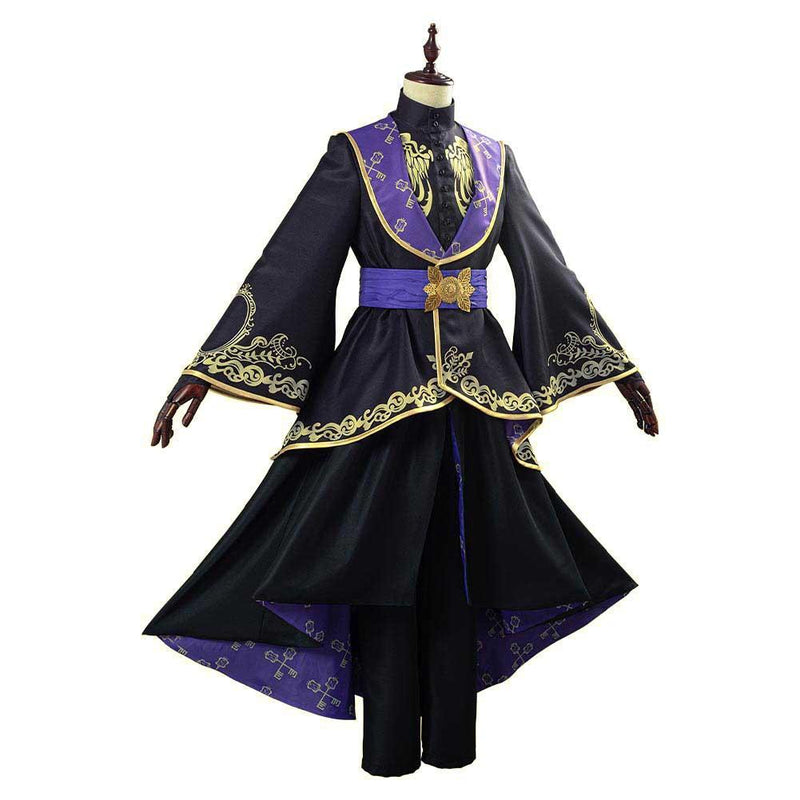 Twisted Wonderland Women Uniform Outfit Halloween Carnival Costume Cosplay Costume