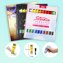 Load image into Gallery viewer, 36ml Acrylic Paint Tube Set