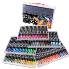 Load image into Gallery viewer, Watercolor Marker Painting Set