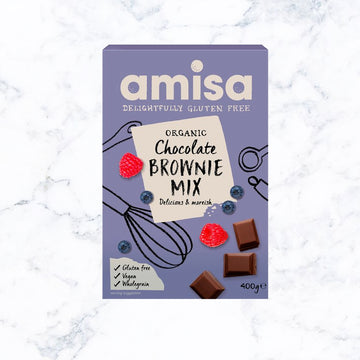 Amisa Chocolate Brownie Mix