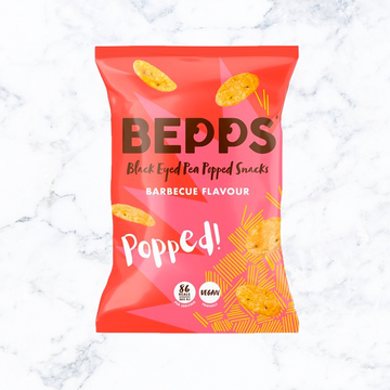 BEPPS Popped Barbeque Puffs
