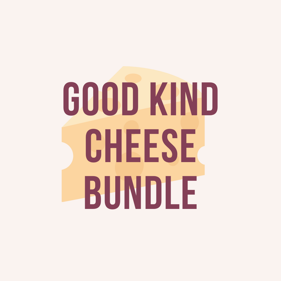 Introduction to Vegan Cheese Bundle - Coming soon!