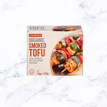 Clearspot Smoky Organic Tofu (Use by: 01/04)