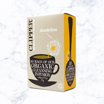 Clippers Organic Infusion Dandelion